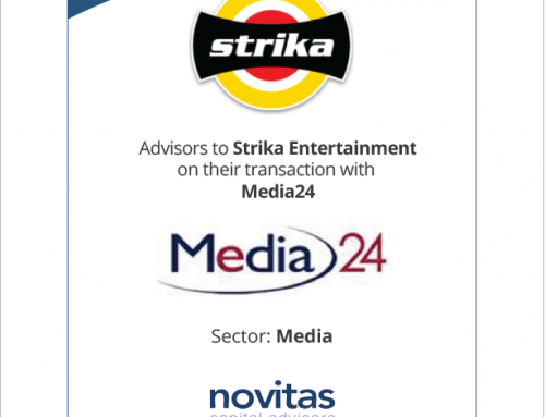 Strika Entertainment & Media24