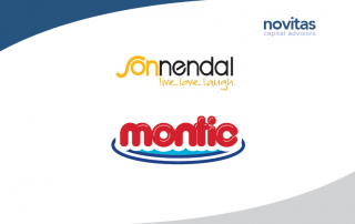 Sonnendal and montic merger