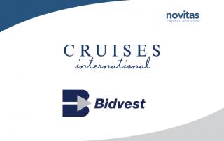 Cruises International sale to Bidvest Service