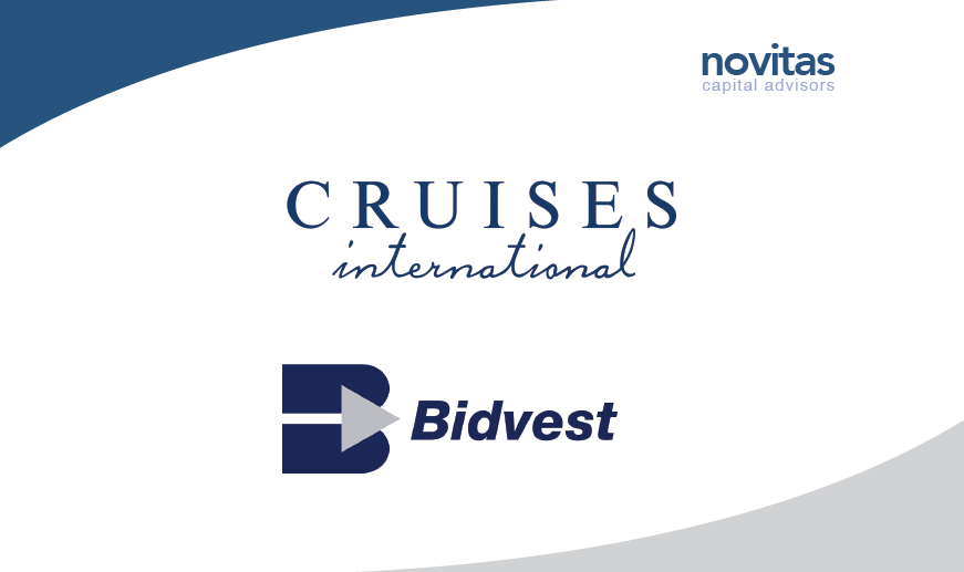 Cruises International sale to Bidvest Service