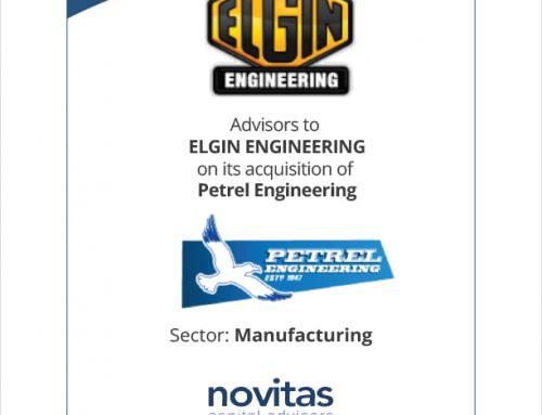 Elgin Engineering & Petrel Engineering
