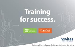 popcorn training knowb4