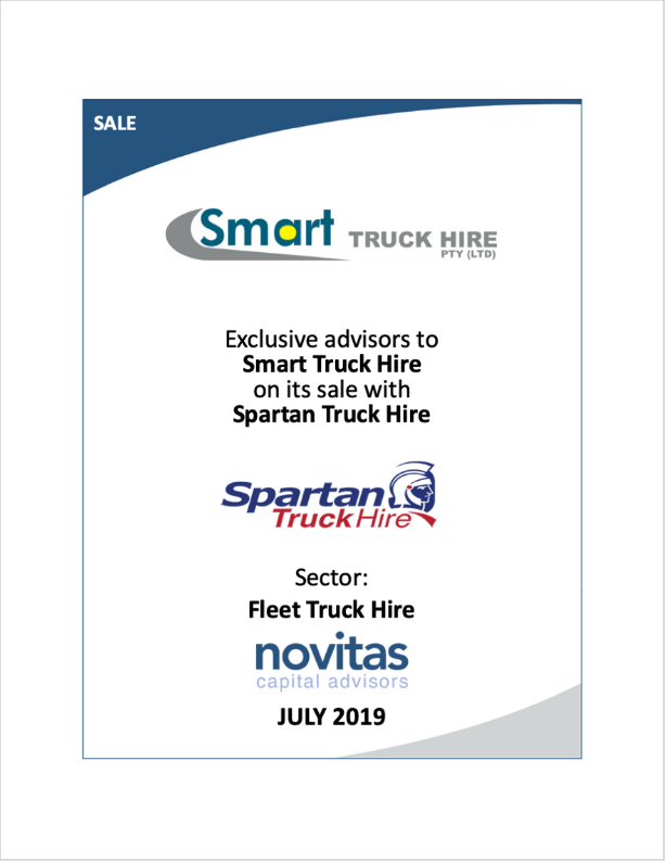 Novitas Tombstone - Smart Truck Hire